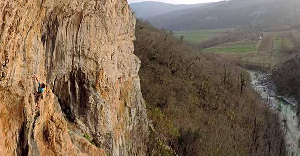 Buzetski kanjon, Pengari, Croatia, Istria